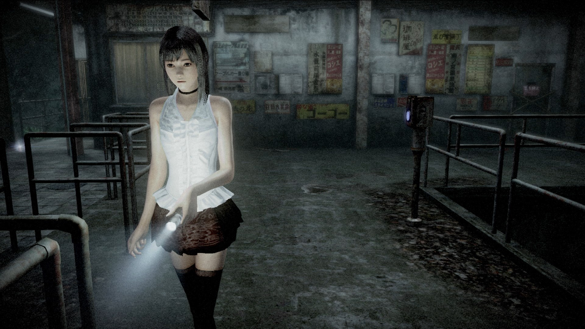 review fatal frame maiden of black water invites players to dive