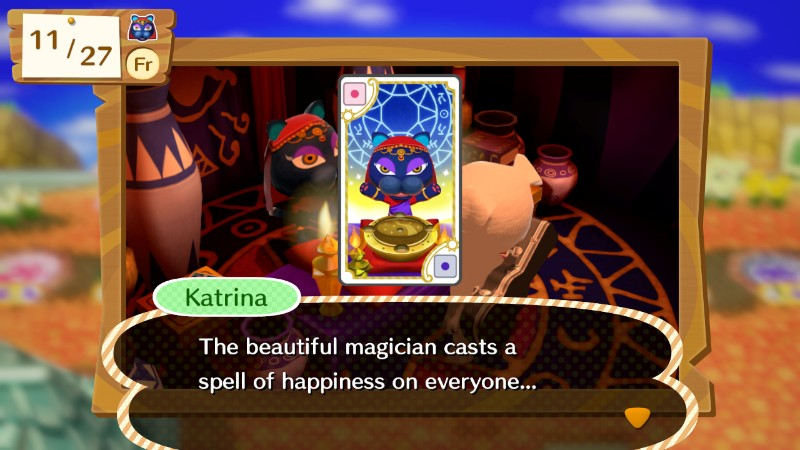 We Need Animal Crossing Tarot Cards Michibiku