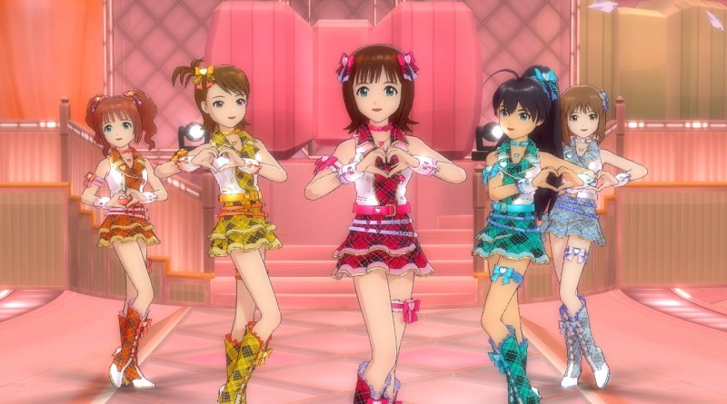 [Game do Mês] - IDOLMASTER  Idolmaster-all-for-one-800x445