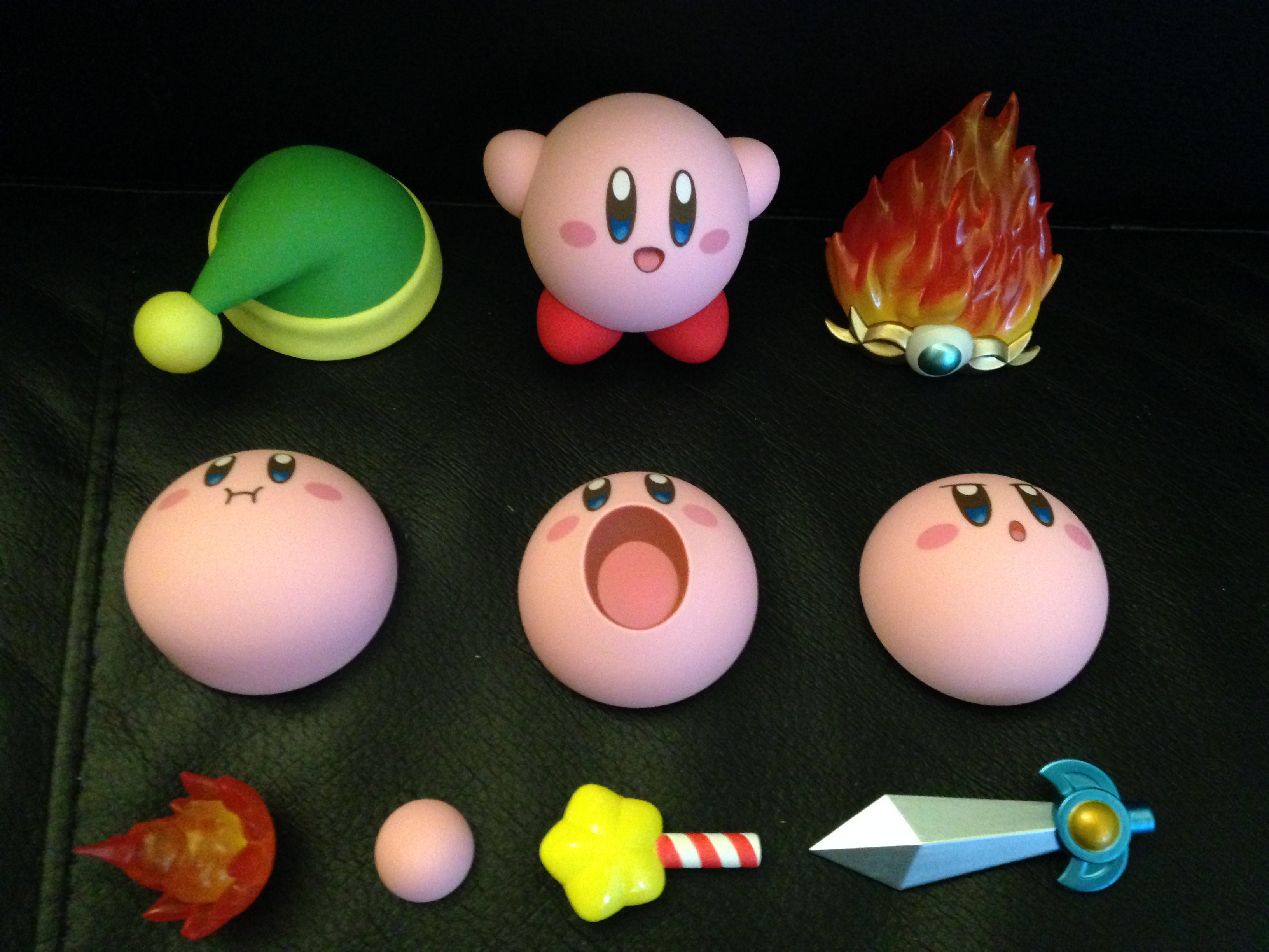 Kirby Nendoroid Contents