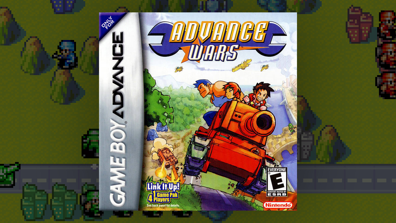 Advance Wars September 10