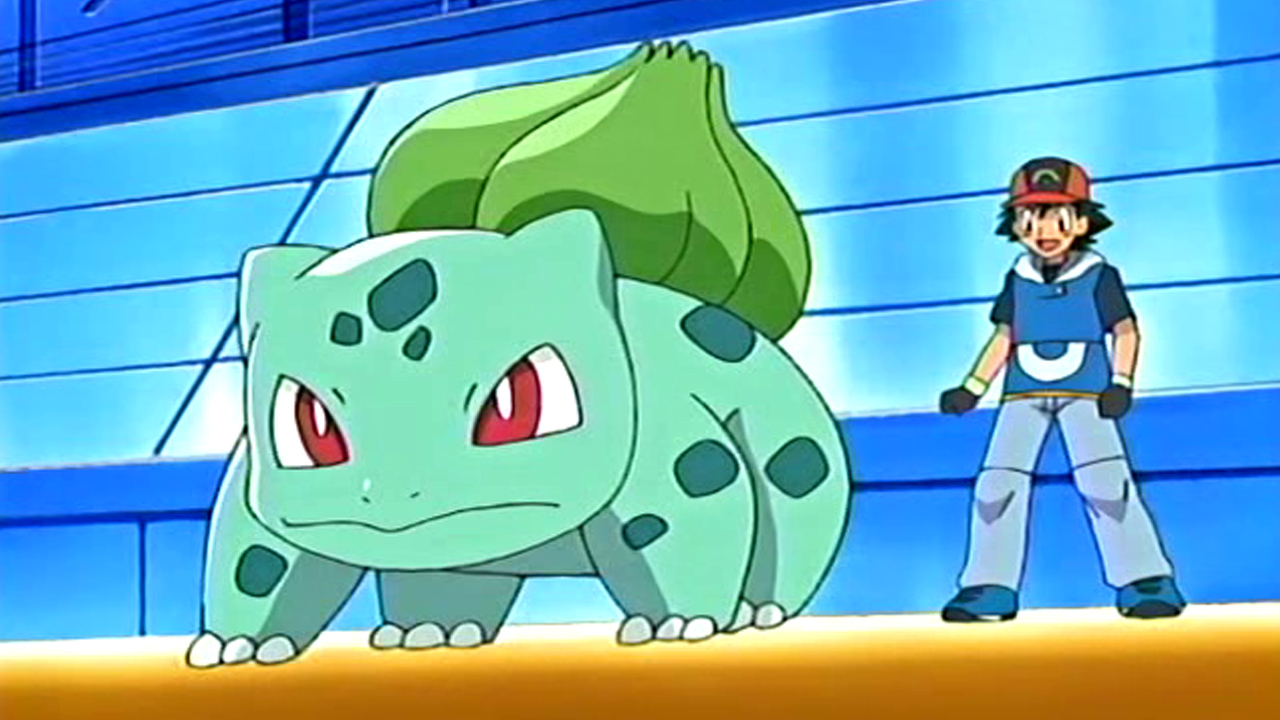 Pokemon Hug Bulbasaur