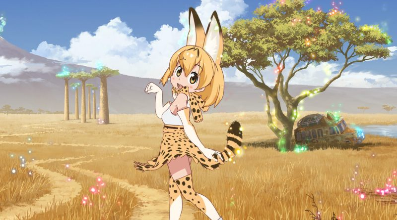 Image result for kemono friend