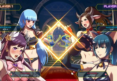 Interview: SNK Heroines' Yasuyuki Oda and Kaito Soranaka on the game's goals and influences