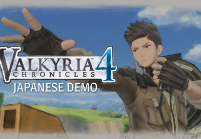 Video: It's the Valkyria Chronicles 4 Japanese demo!
