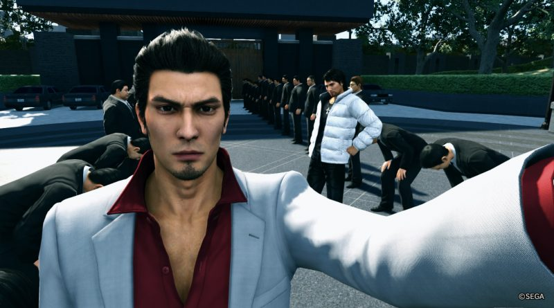 Review Yakuza Kiwami 2 Explores Familial Ties Michibiku