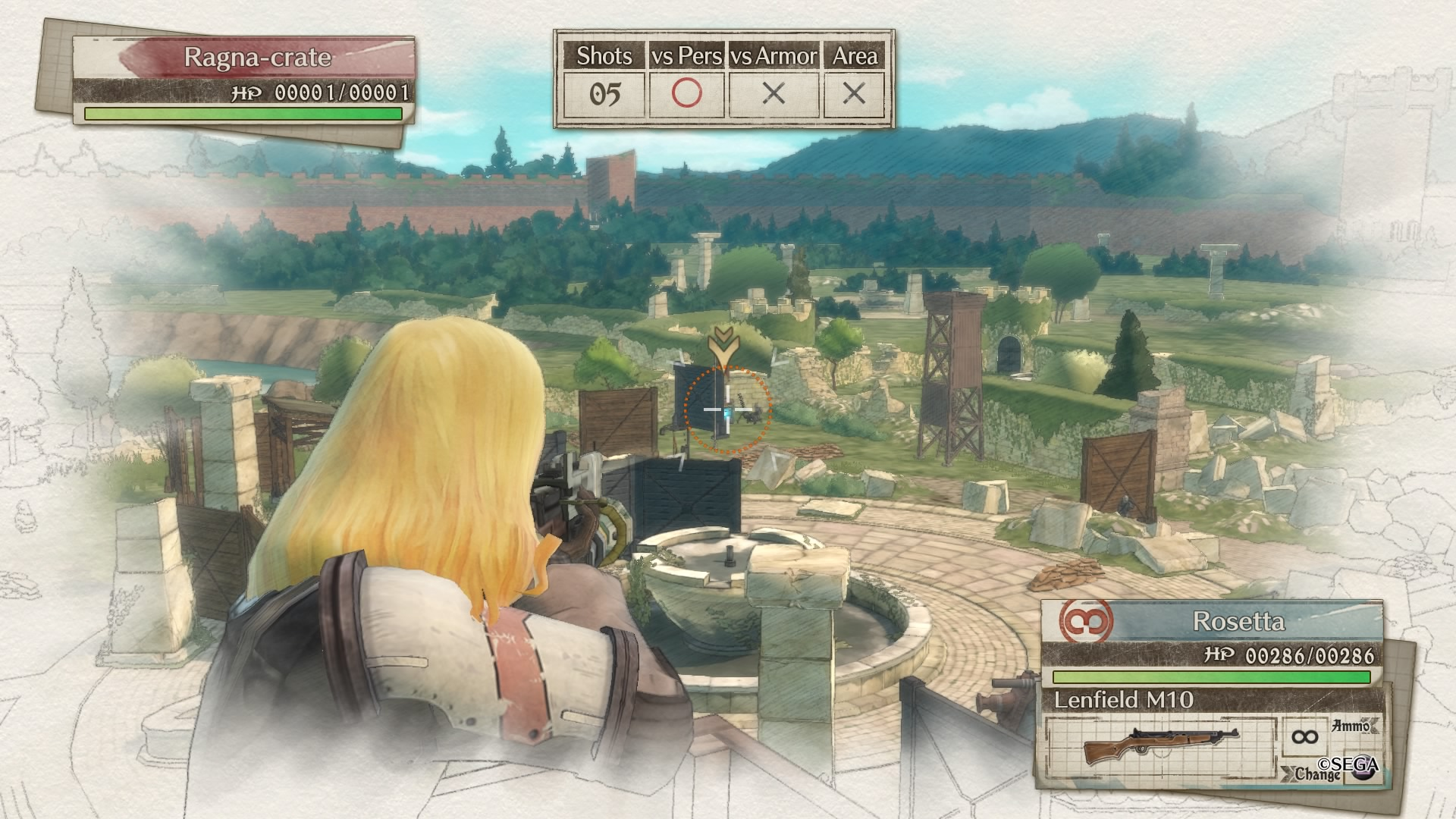 Image result for valkyria chronicles 4 menu