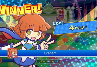 Puyo Puyo eSports is for players in it to win it