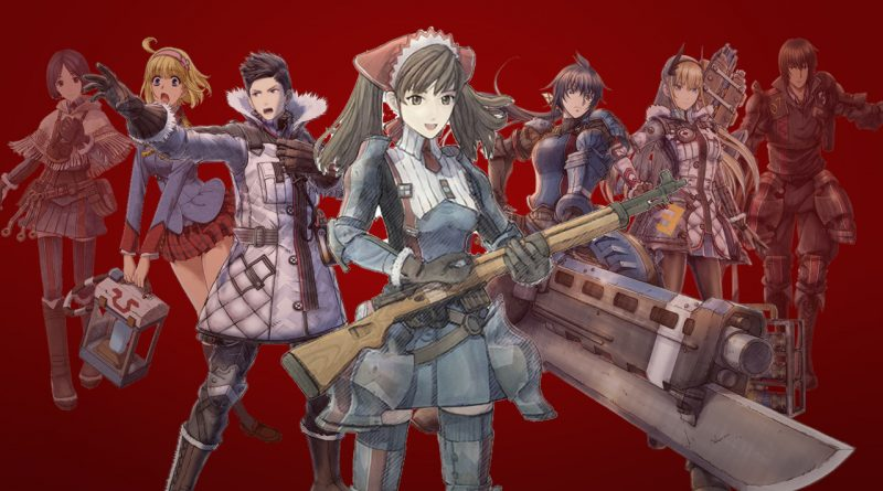 A beginner's guide to Valkyria Chronicles