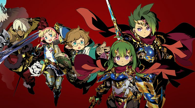 A beginner's guide to Etrian Odyssey