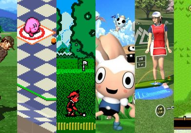 The unusual fun of Japanese golf games
