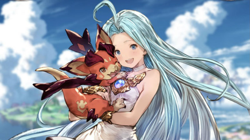 granblue fantasy lyria