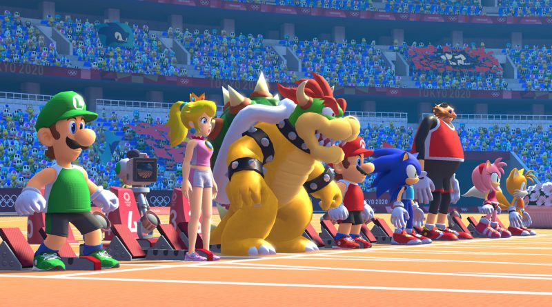 Review: Mario & Sonic at the Tokyo 2020 Olympic Games offers fun time, downtime in equal measure