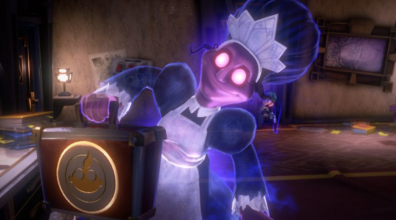 Luigi S Mansion 3 Paints Its Ghosts In A Better Light