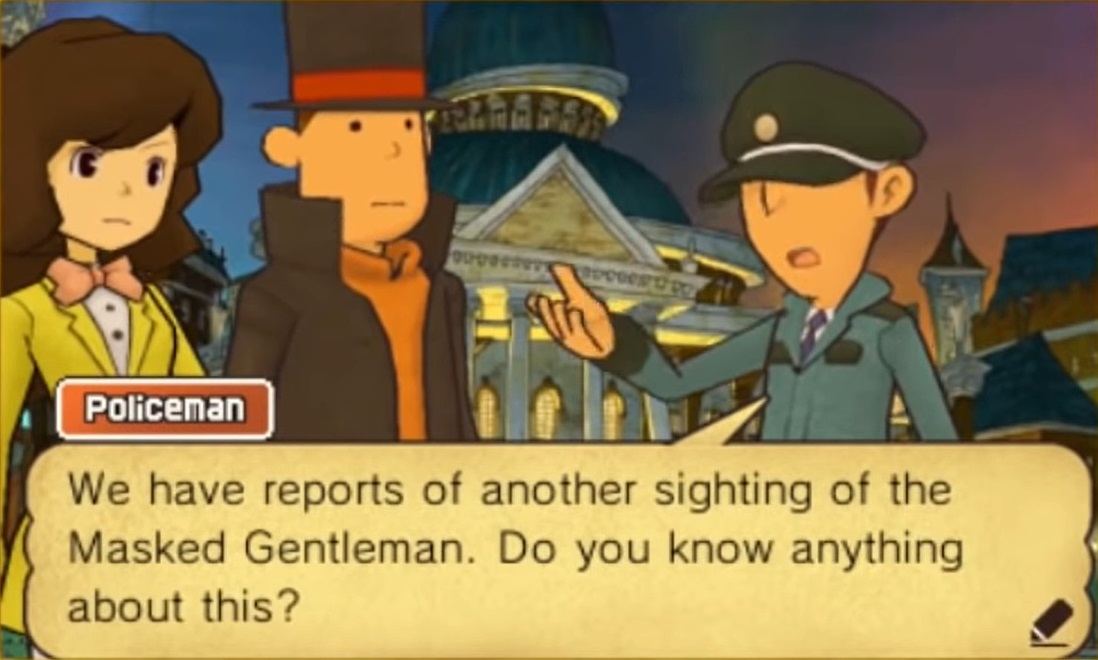 professor layton miracle mask