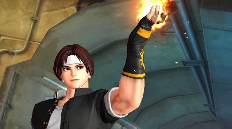 the king of fighters allstars 1