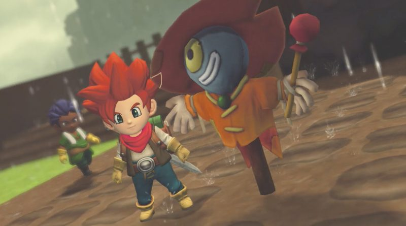Video: Cultivating fun in Dragon Quest Builders 2!