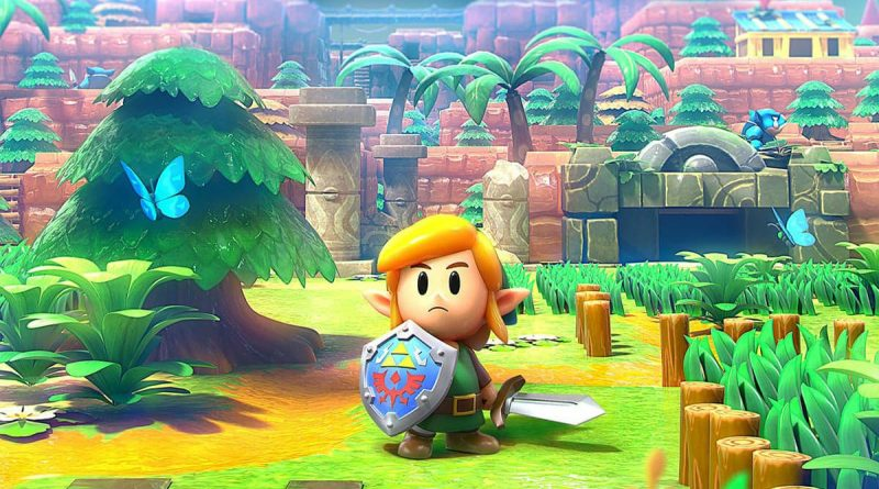 the legend of zelda links awakening switch