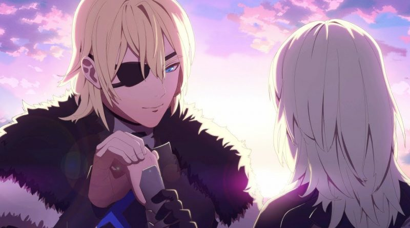 fire emblem three houses switch otome games
